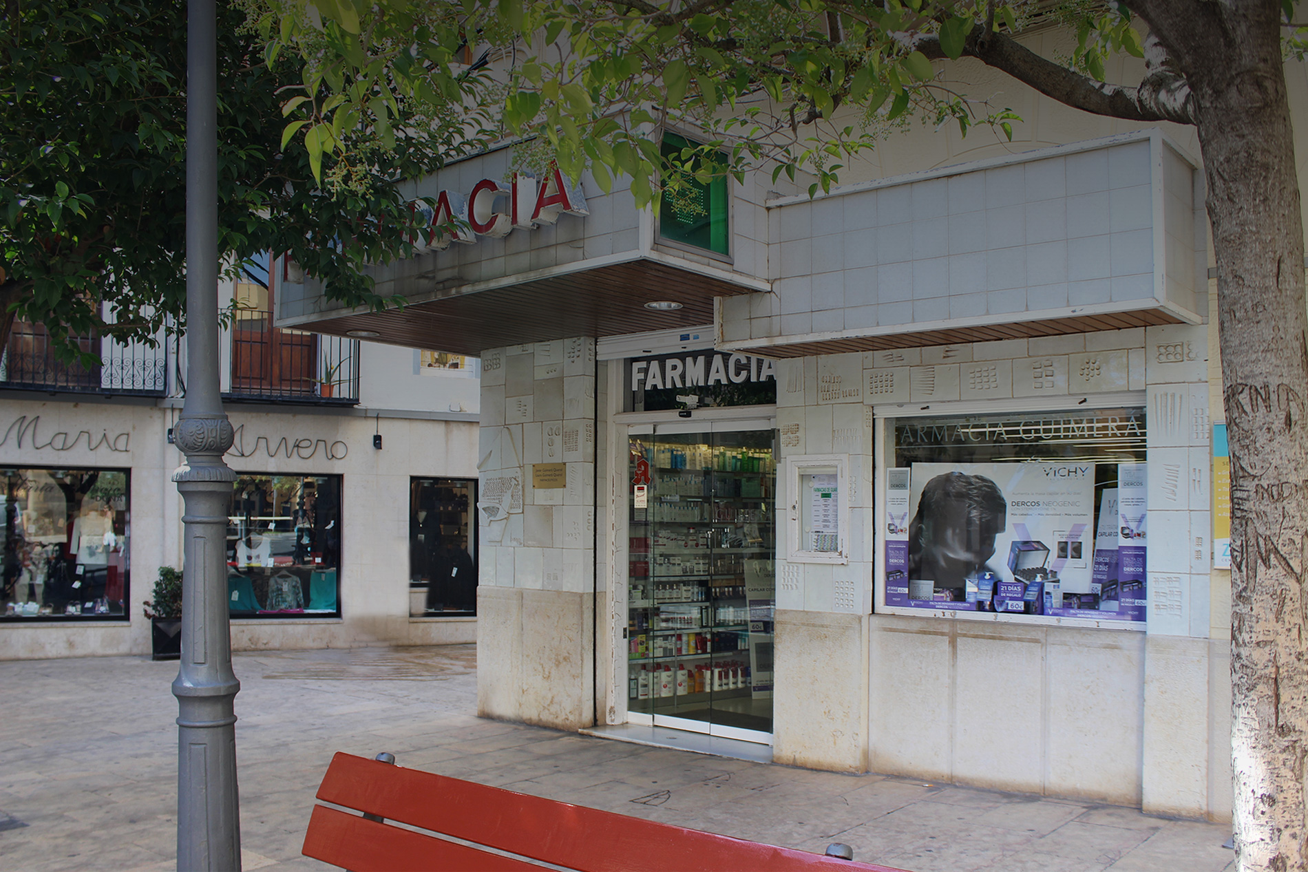 Farmacia Guimerá